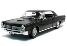 1965 Pontiac GTO MAISTO SPECIAL EDITION Diecast 1:18 Scale Burgundy