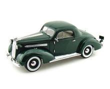 1936 Pontiac Deluxe Coupe SIGNATURE MODELS Diecast 1:18 Scale