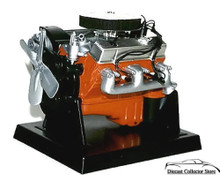 Chevrolet Camaro 350 Small Block V8 Diecast 1.6 Scale Engine - Motor 84021