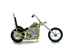 IRON CHOPPER Motorcycle MOTORMAX Diecast 1:18 Scale #125 FREE SHIPPING