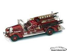 1938 Ahrens-Fox VC Fire Engine SIGNATURE SERIES Diecast 1:43 FREE SHIPPING