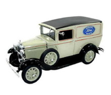 1931 Ford Panel Delivery Truck SIGNATURE MODELS Diecast 1:18 FREE SHIPPING