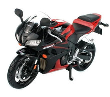 Honda CBR 600RR MAISTO Diecast 1:12 Scale Motorcycle Red FREE SHIPPING