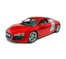Audi R8 GT Maisto PREMIERE EDITION Diecast 1:18 Scale Red