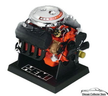 Dodge 426 HEMI Engine Diecast 1:6 Scale Motor 84023