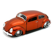VW Volkswagon Beetle Maisto Pro Rodz Diecast 1:24 Scale Copper Color