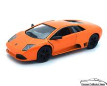Lamborghini Murcielago LP640 Kinsmart Diecast 1:36 Scale Orange FREE SHIPPING