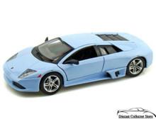 Lamborghini Murcielago LP 640 MAISTO SPECIAL EDITION Diecast 1:24 Scale  Lt Blue