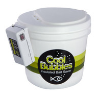Marine Metal CB-3 Cool Bubbles 3.5 Gal Insulated Pail w/CB-3 Pump