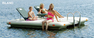 Wave Armor Island Swim Rafts