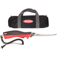 Berkley BCEFK110V Electric Fillet Knife Set 110 Volt