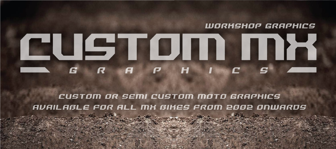 Custom MX Graphics
