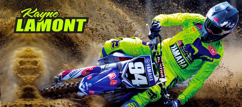 Yamaha Josh Coppins Racing YZF