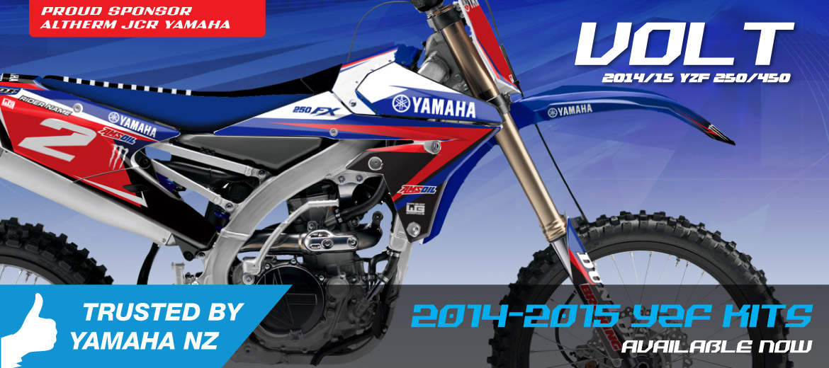 Yamaha YZF FX Graphics