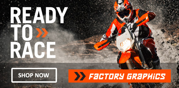KTM Licensed Graphics