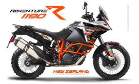 KTM 1190 Adventure R Graphics