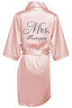 Personalized Ultimate Bling Mrs. Robe