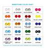 Rhinestone Color Chart