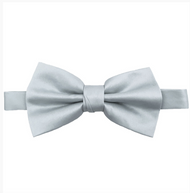 Matte Satin Bow Tie - Available in over 24 Colors!