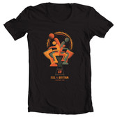 Feel The Rhythm T-Shirt, Large
