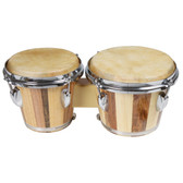 Tunable Two-Tone Bongos