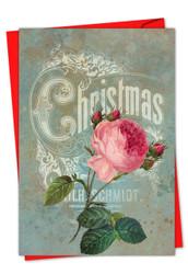 CHRISTMAS ROSES BATYA - B