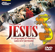 50 Southeast Asian Quick Sleeve DVDs