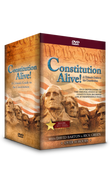 Constitution Alive 4- DVD Set