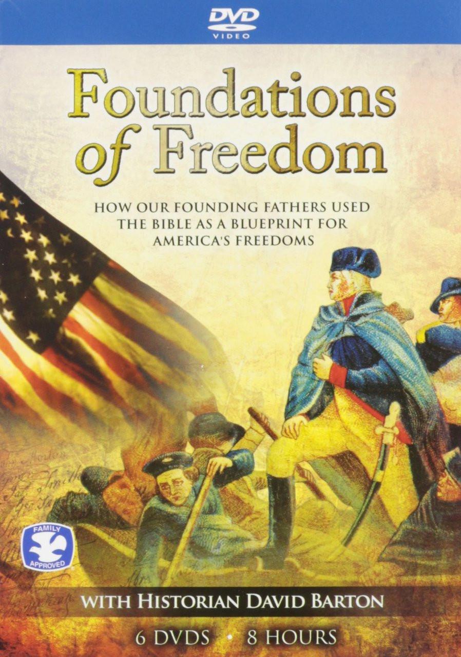 Foundations of freedom 6 dvd set christian movie shop rpi image 1 malvernweather Choice Image