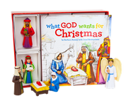 What God Wants for Christmas Interactive Nativity