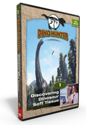 "Dino Hunter ""Discovering Dinosaur Soft Tissue"" Episode 1"