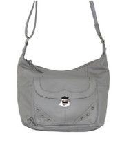 Concealed Carry Handbag Gun Concealment Purse Left/Right Hand 7005 GREY