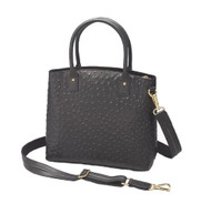 GTM-51 Black Town Tote Concealment Purse