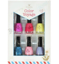 Bonita Pro Color Collection 6 Piece Gift Set: Bright Colors