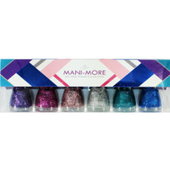 Bonita Nail Polish Collection Mani-more 6 Piece