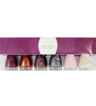 Bonita Nail Polish Collection Royalty 6 Piece