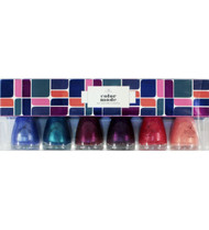 Bonita Nail Polish Collection Color Mode 6 Piece