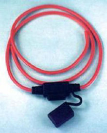 ATM 16AWG IN-LINE FUSE HOLDER PART# 60-3715