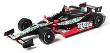 GREENLIGHT 2012 JR HILDEBRAND NATIONAL GUARD #4 PANTHER RACING INDY DIECAST CAR