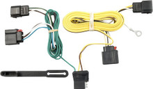 Curt 56009 Trailer Hitch T Connector Wiring Kit Fits 07-12 Jeep Grand Cherokee