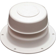 Camco 40032 Polar White Plumbing Vent Kit