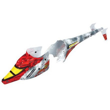 Force FHX Canopy, Red