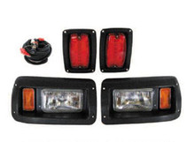 Club Car DS Headlight & Tail Light Kit 1982-UP