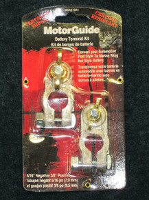 MotorGuide MGA510A1 Marine Battery Terminal Connectors Kit