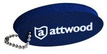 Attwood Corporation Floating Key Chain - Blue