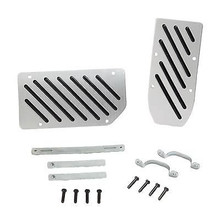 Mr Gasket 4726G Slotted Style Automatic Transmission Pedal Cover Kit