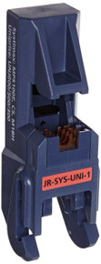 Fluke Networks JR-SYS-UNI-1-H JackRapid Replacement Blade Head for Systimax MPS100E, C5, M1BH and Uniprise UNJ600/500/300