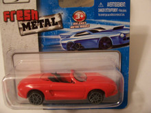 Maisto Fresh Metal Die-Cast Vehicles ~ Mustang Mach III
