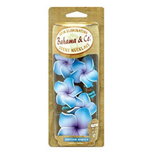 Bahama & Co. 06717 Tahitian Vanilla Scent Flower Necklace