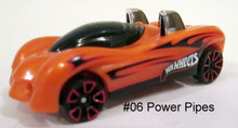 Hot Wheels 2017 Mystery Models Batman Arkham Asylum #06 Power Pipes